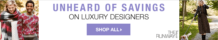 Unheard of Savings on Luxury Designers - Shop All