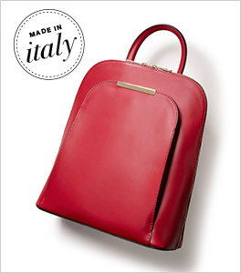 Shop Handbags Made in Italy