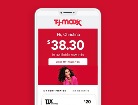 TJX Rewards card icon