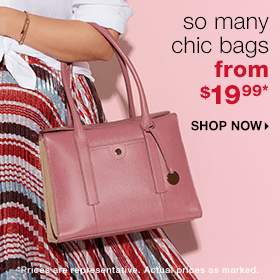 So Many Chic Bags - Shop Now
