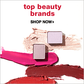 Top Beauty Brands - Shop Now