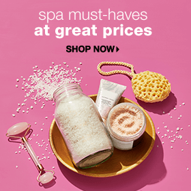 Spa Must-Haves at Great Prices - Shop Now
