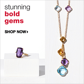 Stunning Bold Gems - Shop Now