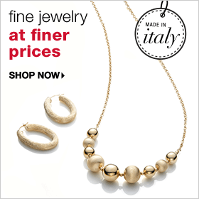 Fine Jewelry at Finer Prices - Shop Now