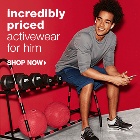 Incredibly Priced Activewear for Him - Shop Now