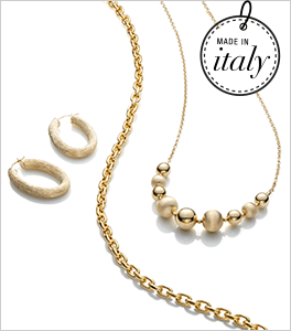 Shop Jewelry Made in Italy