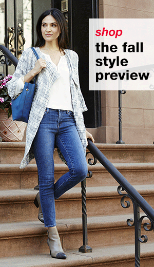 shop the fall style preview